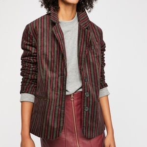 Free people love apple combo blazer